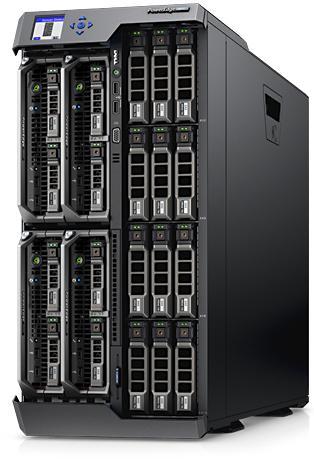 PowerEdge-M630 - 支持未来就绪型数据中心