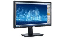 "Dell UltraSharp U2413 24"" Monitor"