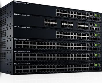 Коммутаторы Dell Networking серии 7000