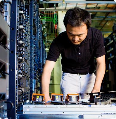 Serwer PowerEdge R420 — wydajne działanie
