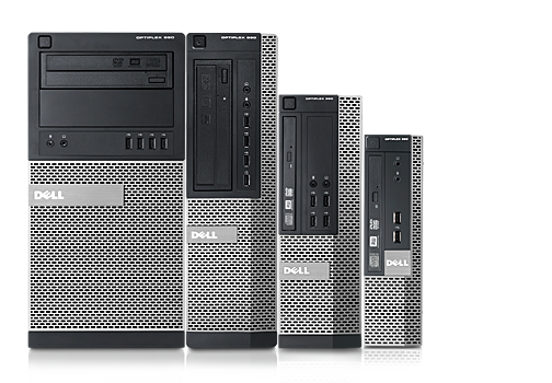 Komputer stacjonarny Dell OptiPlex 990