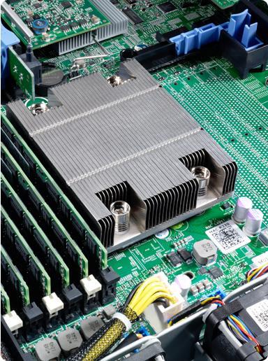 PowerEdge R320 Server — wysoka wydajność i duża gęstość