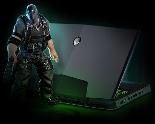 Alienware M18X High Performance Laptop
