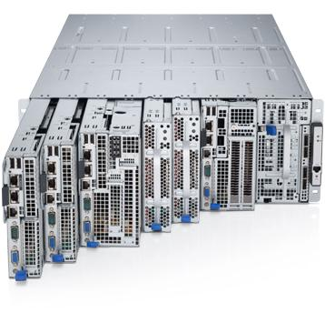 PowerEdge C8000 – Hyperscale-inspirert byggesten