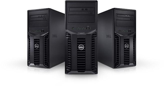 PowerEdge T110II 伺服器