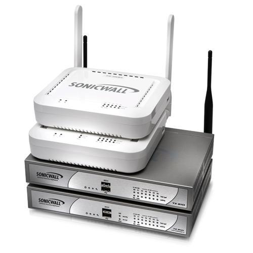 Dell SonicWALL TZ105 - Dell SonicWALL TZ 105 - Dispositivo de segurança - 10Mb LAN, 100Mb LAN