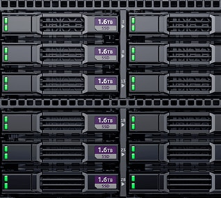 Dell EMC SC7020 - Self-optimizing, automated storage
