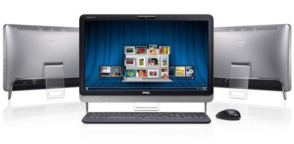 Dell Inspiron One 2310 Desktop - Fine art