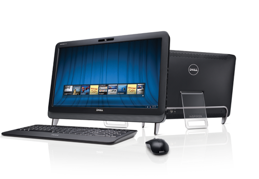 Inspiron One 2205 All-in-One Desktop
