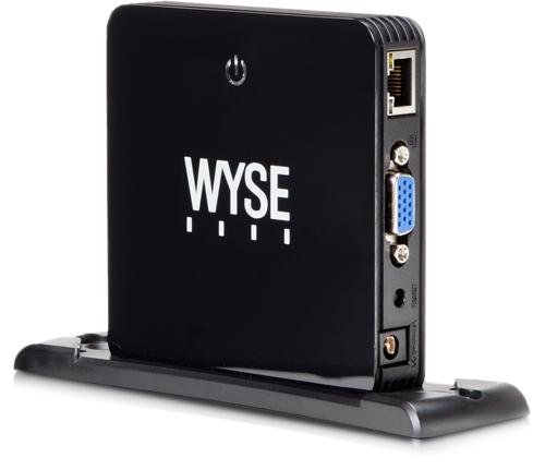 Wyse 1000 series zero clients for Microsoft Windows Multipoint Server