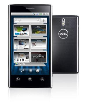 4.1 Inch Dell Venue Touch Phone
