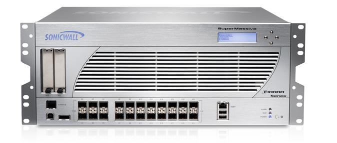 Dell SonicWALL SuperMassive Series – Next-Generation Firewall
