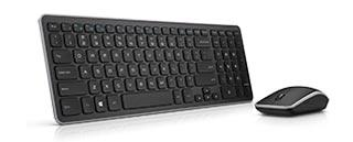 Wireless Keyboard and Mouses Combo