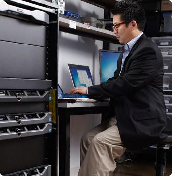 Dell Management Plug-in for VMware vCenter - Reduce administrative complexity