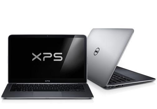 XPS 13-laptop.