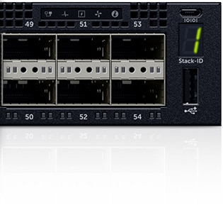 Switches Dell Networking serie S de 10 GbE: switches ToR de 10 GbE flexibles y potentes para centros de datos de todos los tamaños