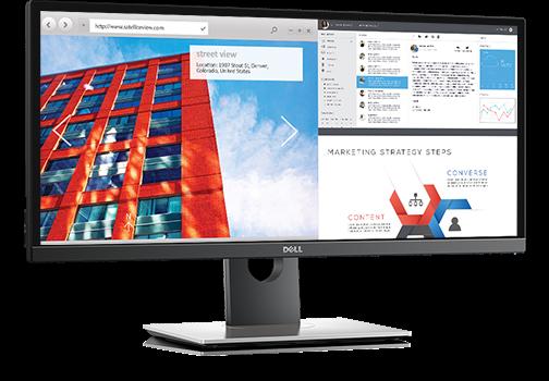 Monitor Dell UltraSharp 29 (U2917W)