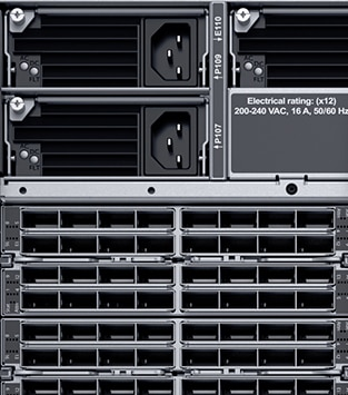 Dell Networking H Series Director Class Switches