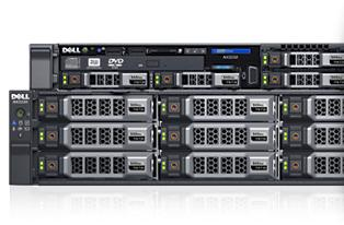 PowerVault NX ailesi - PowerEdge platformları
