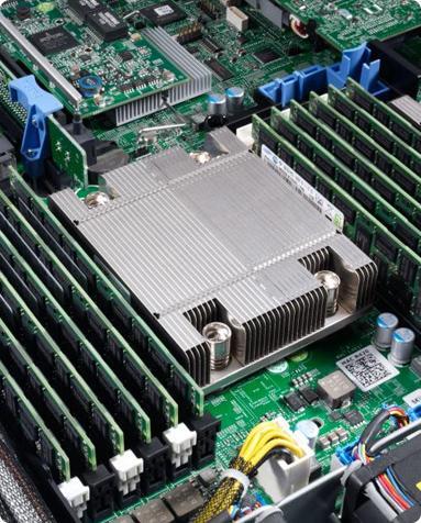 Serwer PowerEdge R420 — imponująca gęstość i bogactwo funkcji