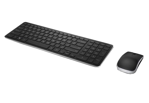 Wireless Keyboard and Mouse Combo - KM714