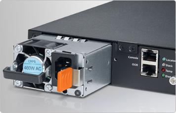 Networking交换机N4000系列 - 专为提高效率而设计