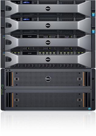 Dell EMC SC9000 - Modular, enterprise-grade platform