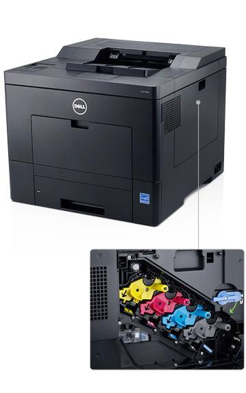 Dell C2660DN Printer – Great value in an eco-efficient design
