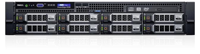 Poweredge R530 - Descubre una mayor versatilidad