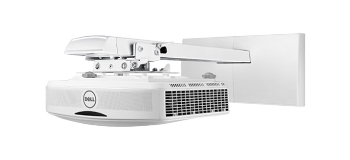 Dell S560 Projector – Simple setup. Convenient connections