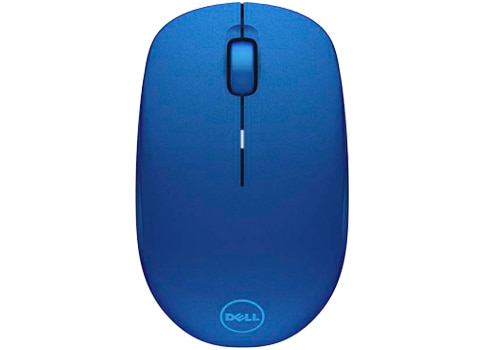 Souris bleue sans fil Dell wm126