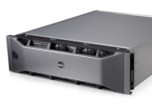 Dell EqualLogic PS4000E iSCSI SAN