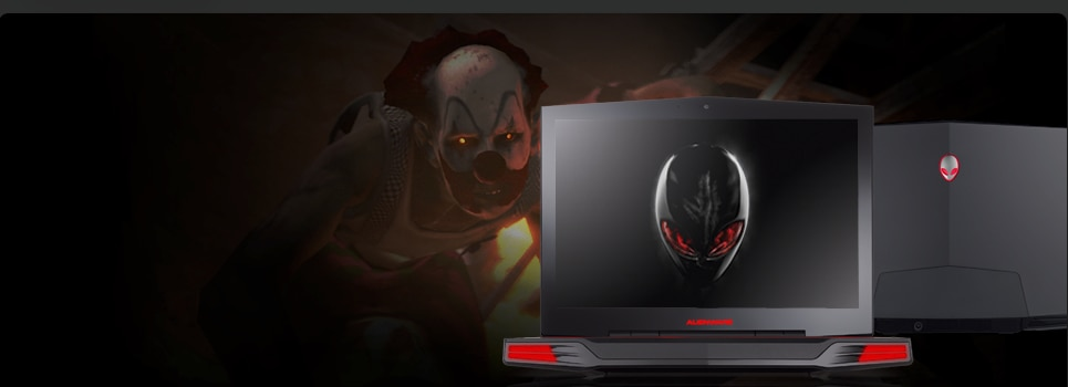 Alienware M17x Laptop