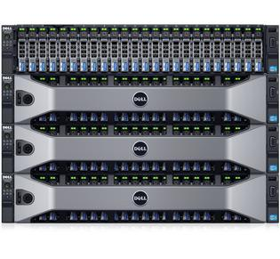 Serveur rack PowerEdge r730xd : virtualisation du stockage