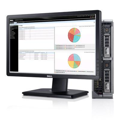 PowerEdge M620 - Effiziente Kontrollfunktionen