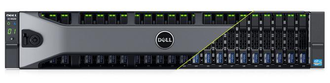 Dell Compellent SC4020 - High performance that fits your budget, including all-flash
