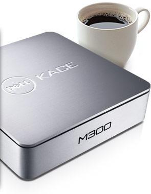 KACE M300 Asset Management Appliance - Powerful, affordable and simplified