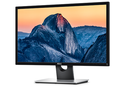 Dell Refurbished 24 inch Monitor - SE2417HG