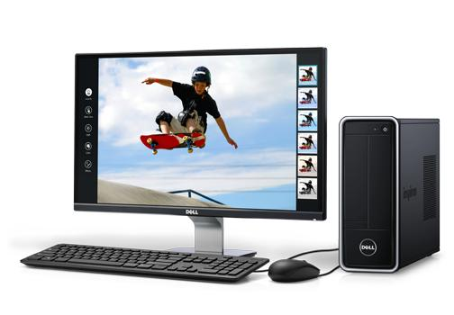 "Dell Inspiron 3000 Series 23"" Intel Quad Core i5 Desktop PC"