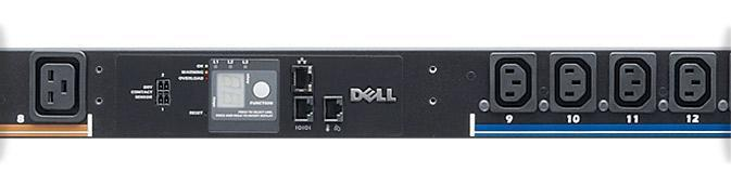 Dell Managed PDU - Power distribution with brains