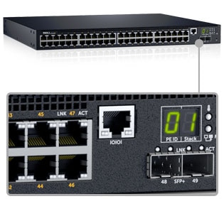 Dell Networking C-Series (C9000) - Next-Generation Access