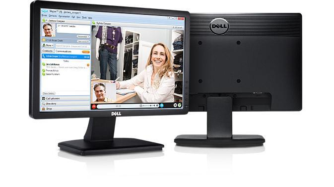 Dell E1912H Monitor - Good for business, any way you look at it.