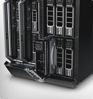 PowerEdge VRTX: almacenamiento compartido versátil