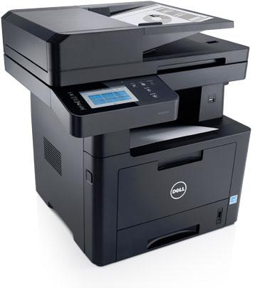 Dell b2375dnf Printer - Print, scan and share with confidence