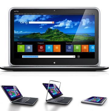 Tablette convertible XPS 12