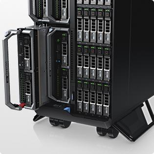 PowerEdge VRTX – Aucun compromis au niveau de la performance