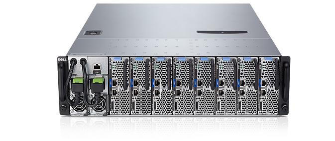 PowerEdge C5220: sin limitaciones