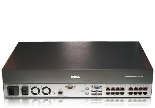 Dell PowerEdge 2161DS-2 konzolkapcsoló