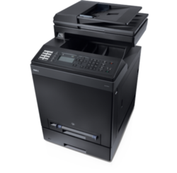 Dell 2155cdn Color Laser Printer