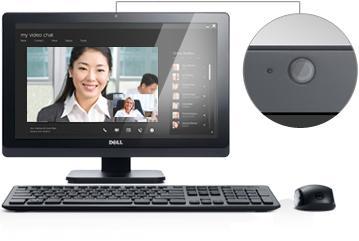desktop optiplex 3011 - Fácil colaboração